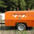 Compresor de aire Sullivan/Pallatek  210 cfm, 125 psi, motor Jhon Deere 80 hp.